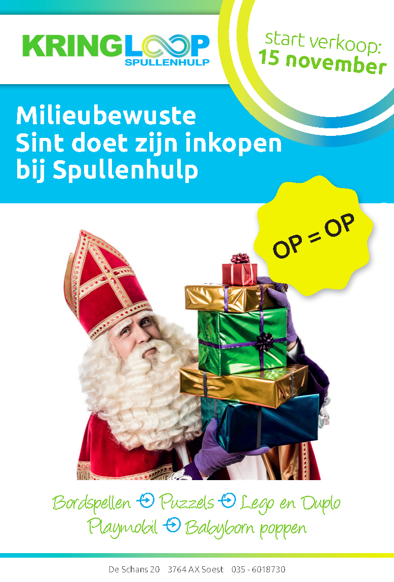 181201 Flyer Sintverkoop S1